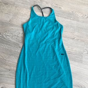 LIKE NEW! TITIKA Torquoise Dress